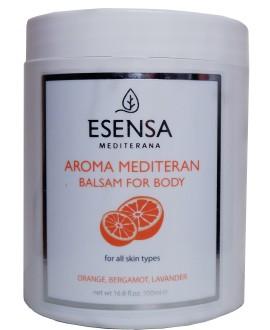 Massage balsam Aroma Orange Professional