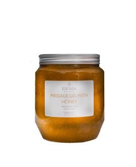 Massage Gel with Honey